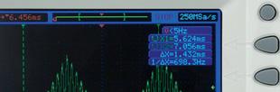 60 MHz, 1 GSa/s Digital Storage Oscilloscope with Arbitrary Waveform Generator