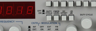 20 MHz Sweep Function Generator