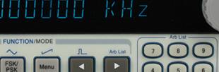 20 MHz Function / Arbitrary Generator