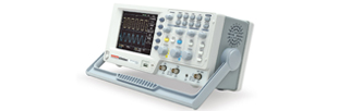 Oscilloscope numérique 70 MHz, 2 voies, 250Mech/s, compact