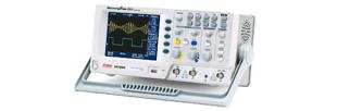Oscilloscope numérique 70MHz, 2 voies, compact, mémoire étendue 2Mpoints