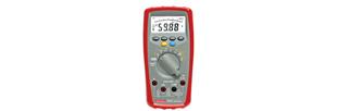 Multimètre 6000 points, TRMS AC+DC, 0.08%