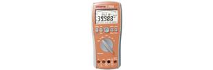 Multimètre 40.000 pts, double afficheur, TRMS AC et AC+DC, Précision de base 0,03%