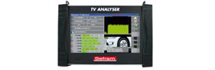 Advanced TV meter, HEVC H.265 4k decoding