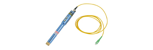 Localisateur visuel de défaut pour fibre optique