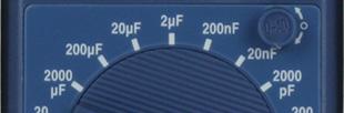 Capacimètre numérique compact