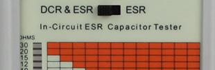 In-Circuit ESR Tester