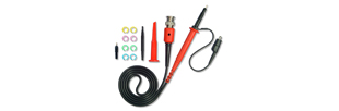 Sonde haute tension pour oscilloscope (2kV, 150 MHz, x100, L=1,2m)