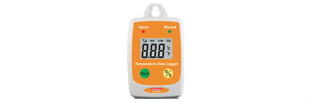 LOG1601 Temperature datalogger with display, 5000 records