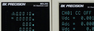 Programmable DC Electronic Load Module