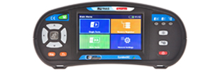 MW9665 contrôleur électrique multifonctions tactile