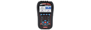 MW9685B, Analyseur de puissance et qualité d'énergie 4U/4I, écran couleur, USB, Ethernet