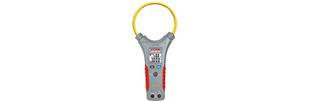 All-in-one Flexible AC Current Probe Meter 30/300/3000A with bluetooth interface, D=10cm