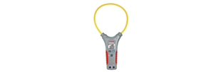 All-in-one Flexible AC Current Probe Meter 30/300/3000A with bluetooth interface, D=16cm