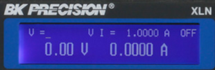 Alimentation stabilisée simple rackable (0-36V,0-40A), interface USB et RS-485