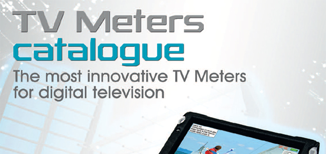 New TV Meters Catalogue