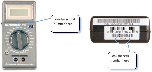 notice to recall certain b k precision model 875b lcr meters b k rh bkprecision com bk precision 1760 service manual bk precision 2160 service manual
