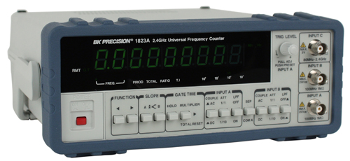 Photo Eye Frequency Counter : Model a ghz universal frequency counter with