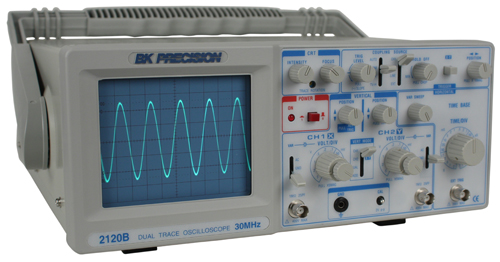 osciloscopio bk precision Pico oscilloscope range pico is the market leader in pc oscilloscopes — the modern alternative to the traditional benchtop oscilloscope high-end features such as serial decoding and mask.