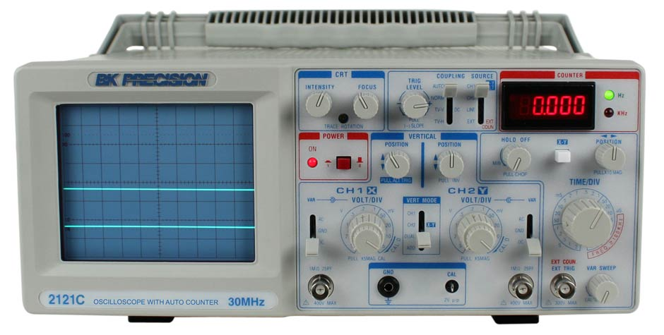 Model 2121C Front