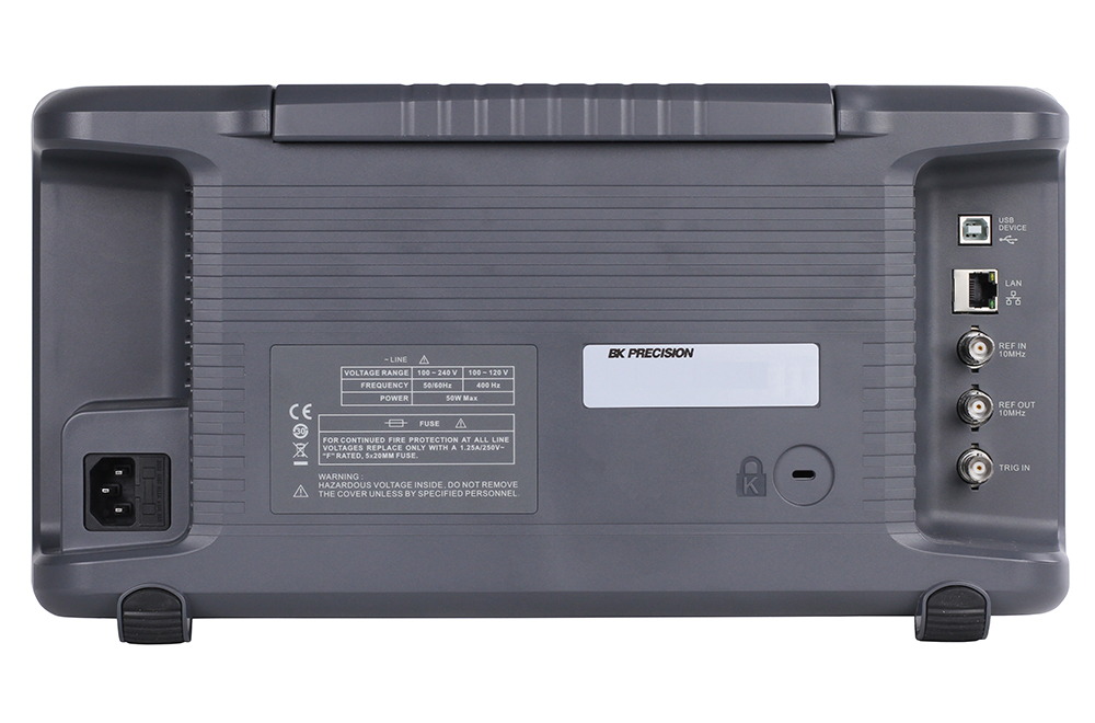 Model 2682 Rear