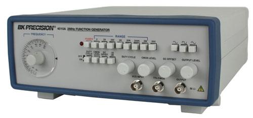 Model 4010A Left