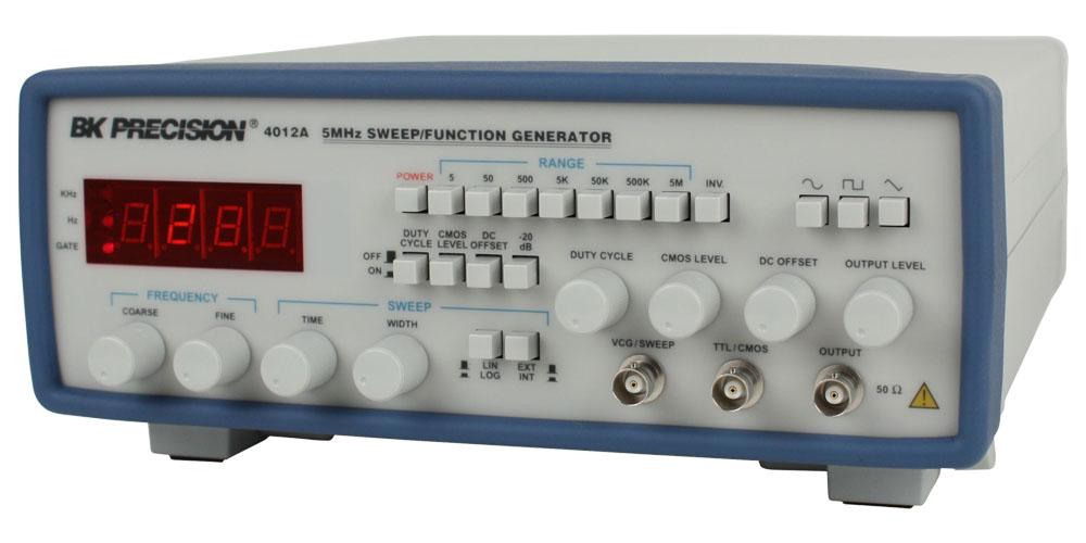 Model 4012A Left