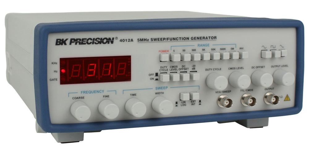 50 Hz Pulse Generator Circuit