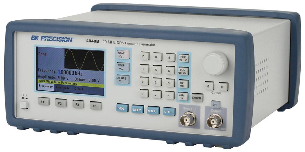 Model 4040B Left