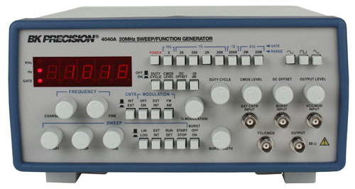 Analog Function Generators