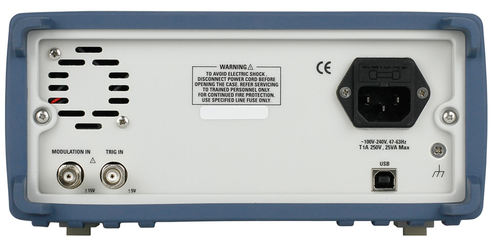 Model 4045B, 20 MHz DDS Sweep Function Generator with Arb