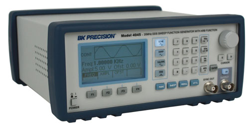 Discontinued Model 4045, 20 MHz DDS Sweep Function Generator