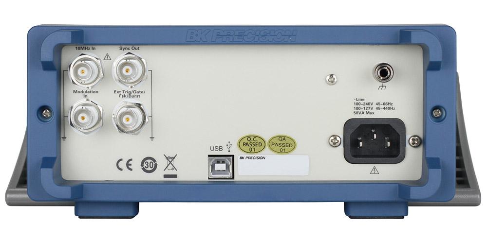 Model 4053 Rear
