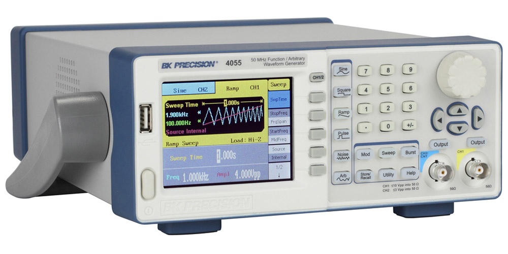 Function Generator For Windows : Model dual channel function arbitrary waveform
