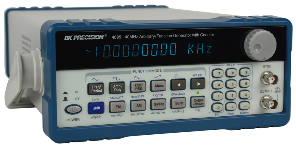 Discontinued Model 4087, Programmable DDS Function