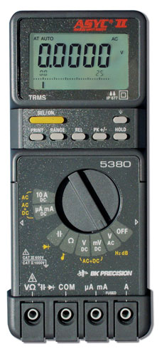 Model 5380 Front