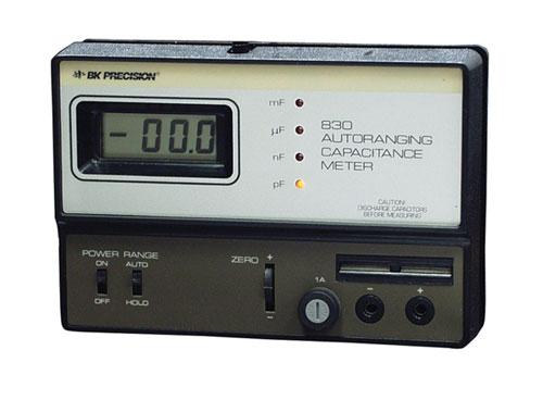 Model 830 Front