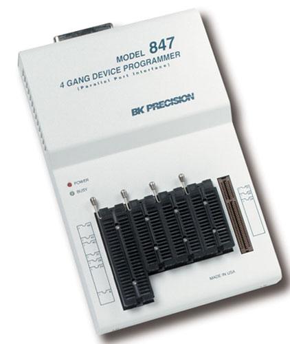 Model 847 Front