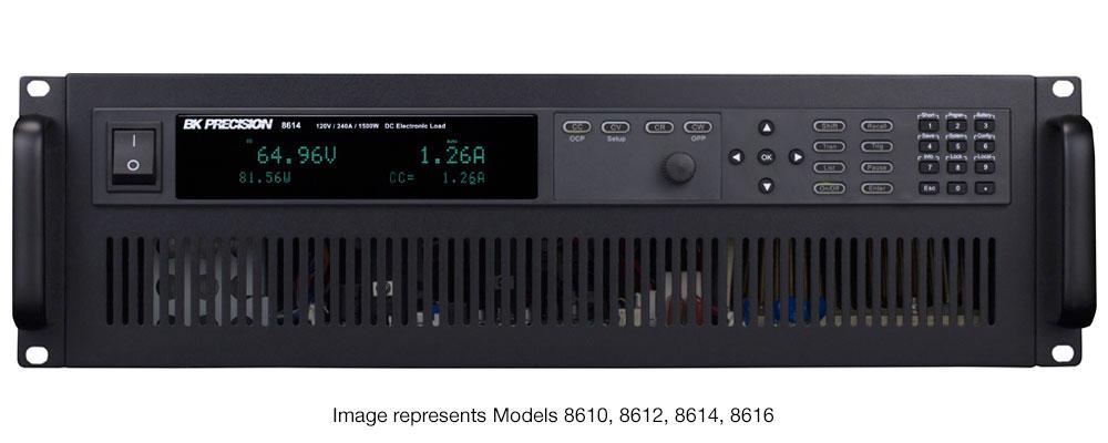 Model 8610 Front