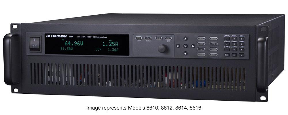 Model 8610 Left
