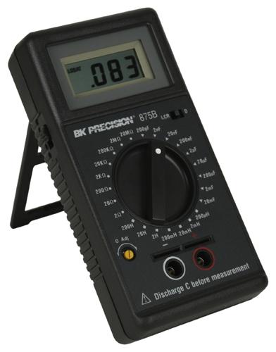 Using An Lcr Meter : Model b lcr meter k precision