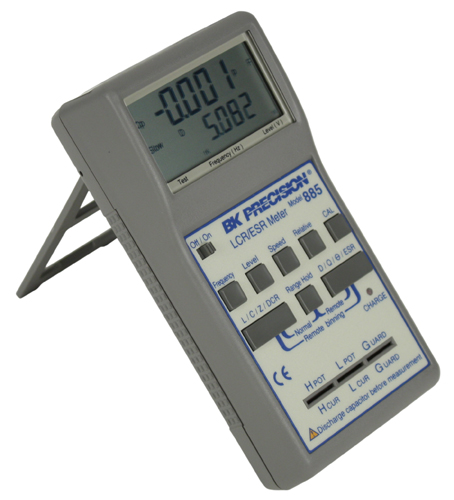 model 885, high accuracy handheld lcr esr meters b\u0026k precisionBk Precision 885 Synthesized Incircuit Lcr Esr Meter #3