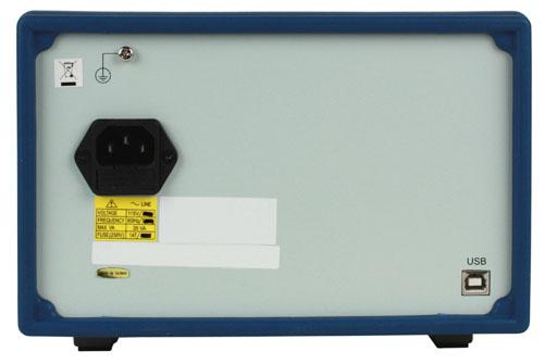 Model 889B Rear