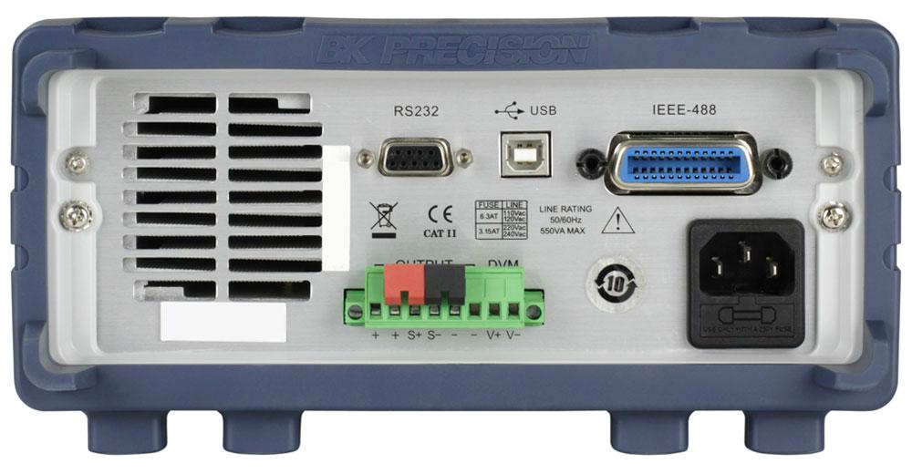 Model 9206 Rear2