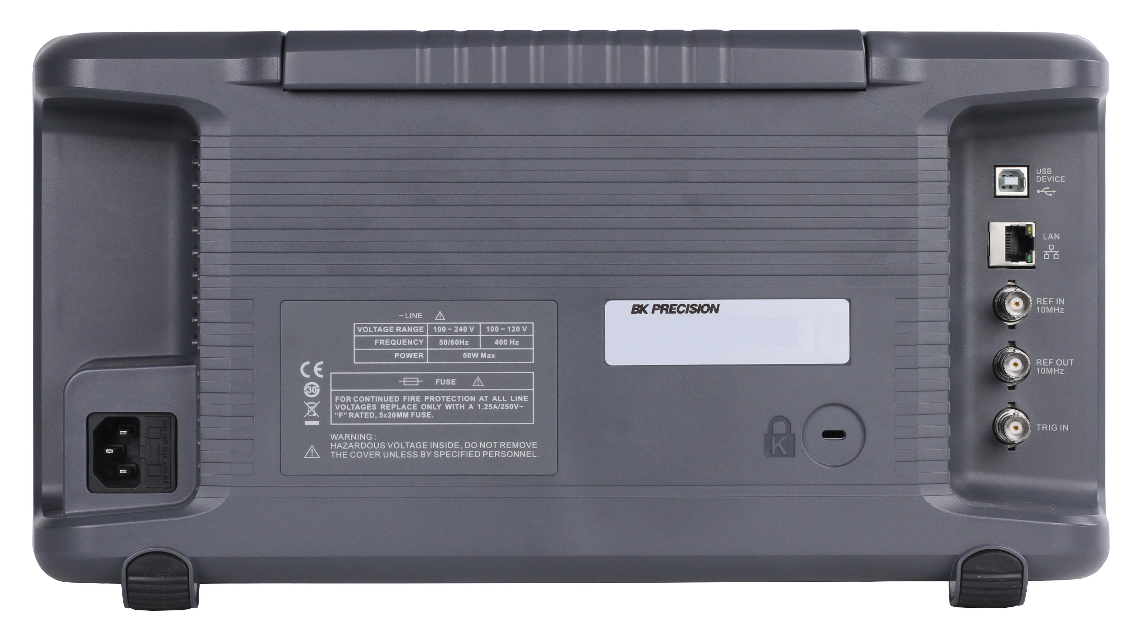 Model BK2683 Rear
