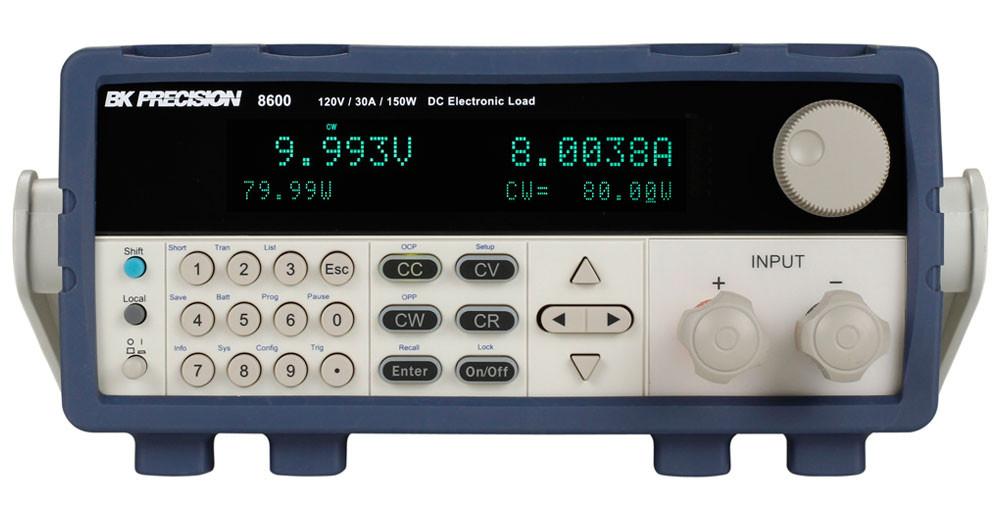 Modèle BK8600 Front