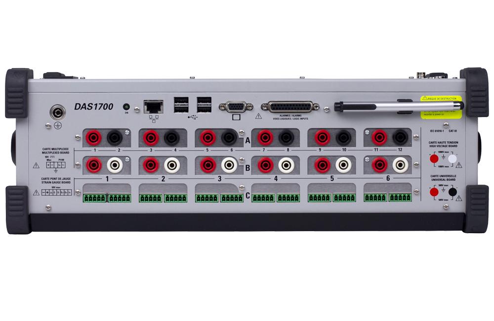 Model DAS1700 Left