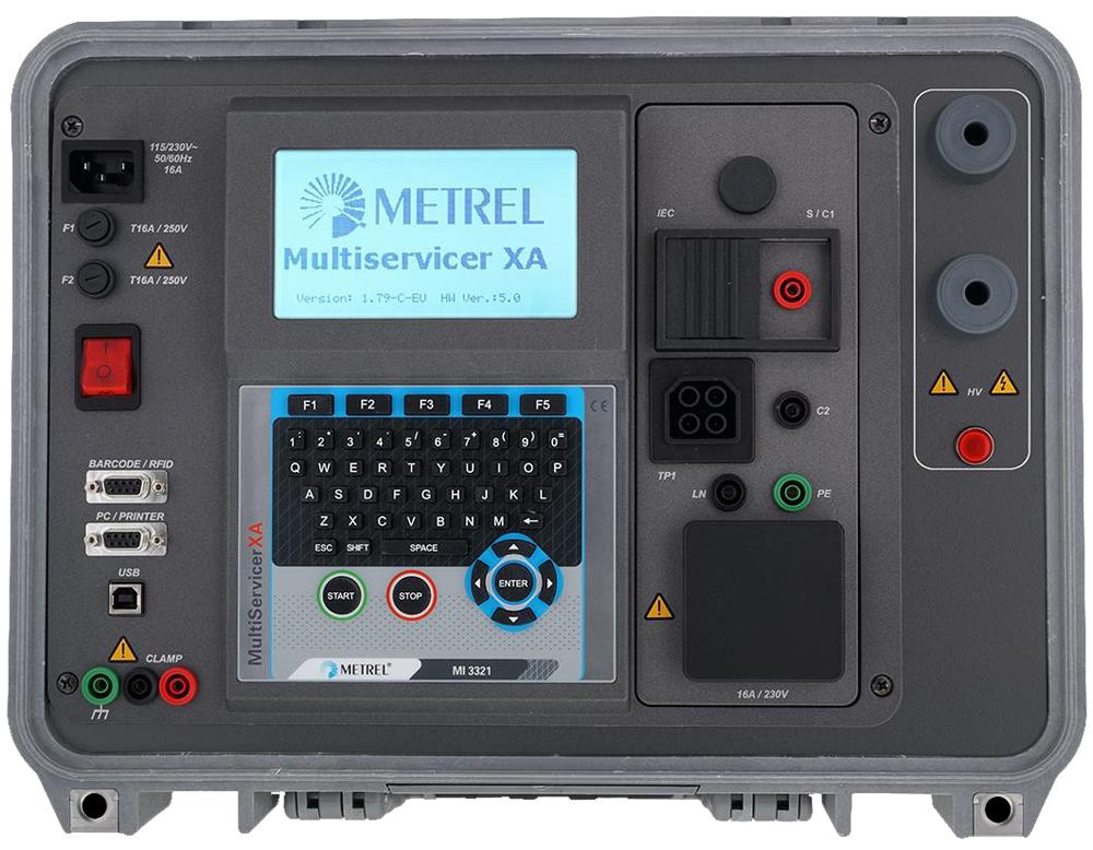 mod le mi3321 contr leur d 39 appareillages fixes machines l 39 installation ou en v rification. Black Bedroom Furniture Sets. Home Design Ideas