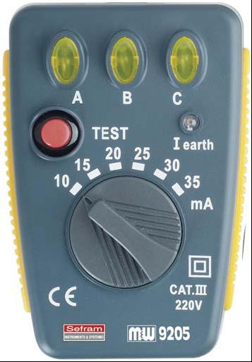 Modèle MW9205 Front